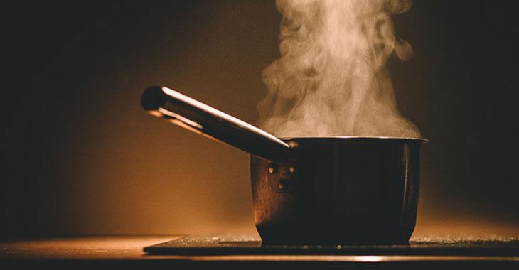 Plaques de cuisson